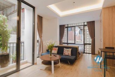 New studio apartment for rent in Hoan Kiem, Hanoi