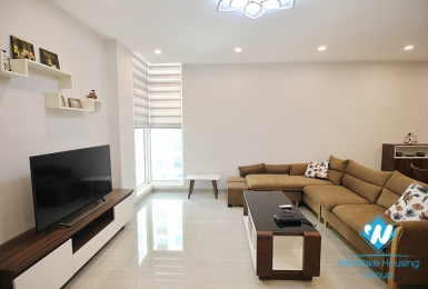 A clean cozy apartment for rent in Ciputra Compound