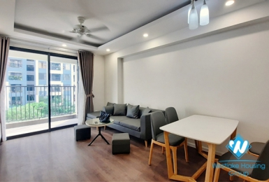 Good quality furnished two bedroom apartment for rent at Imperia Sky Garden 423 Minh Khai