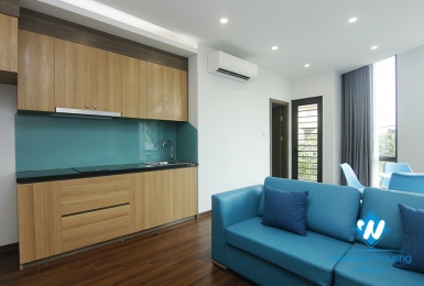Nice one bedroom apartment for rent opposite French school, Long Bien district, Ha Noi