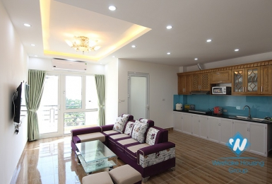 A beautiful  1 bedroom aparment  with nice view for rent in Au Co, Tay Ho area