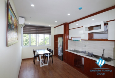 A new beautiful one bedroom apartment for rent in Vong Thi st, Tay Ho