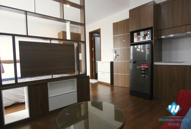 An Amazing 1 bedroom studio in soughtly for rent in Ba Đình