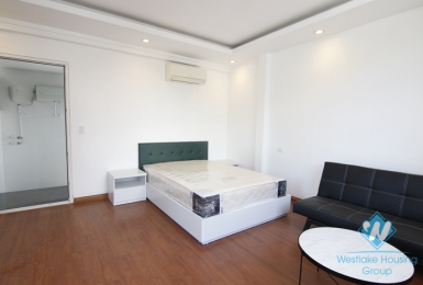 Cheap studio for rent in Quan Thanh, Hoan Kiem