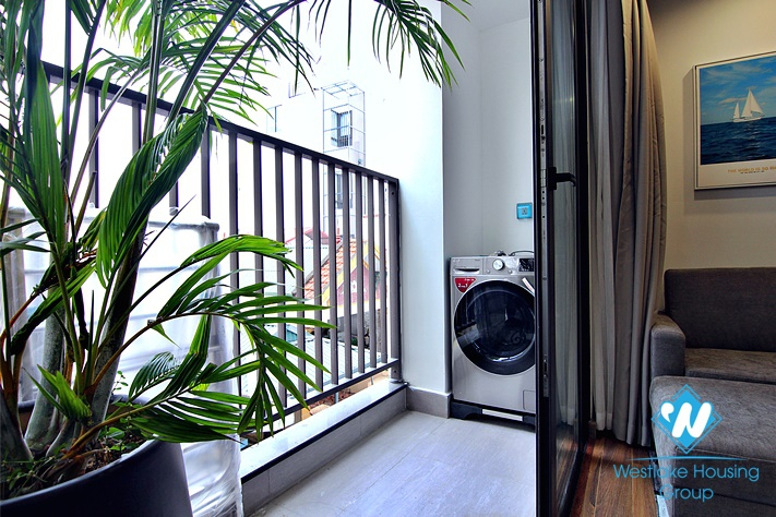 Brand new modern two bedroom apartment for rent on Tu Hoa