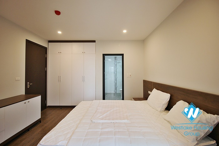 An affordable price 2 bedrooms apartment for rent in To Ngoc Van, Tay Ho