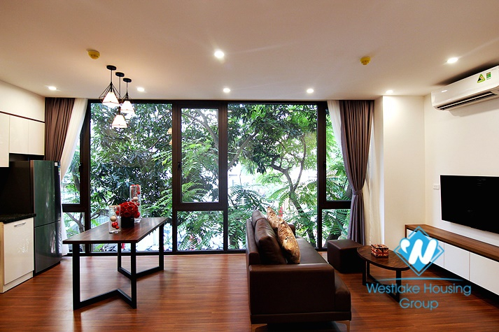 Beautiful one bedroom apartment for rent on Tu Hoa street