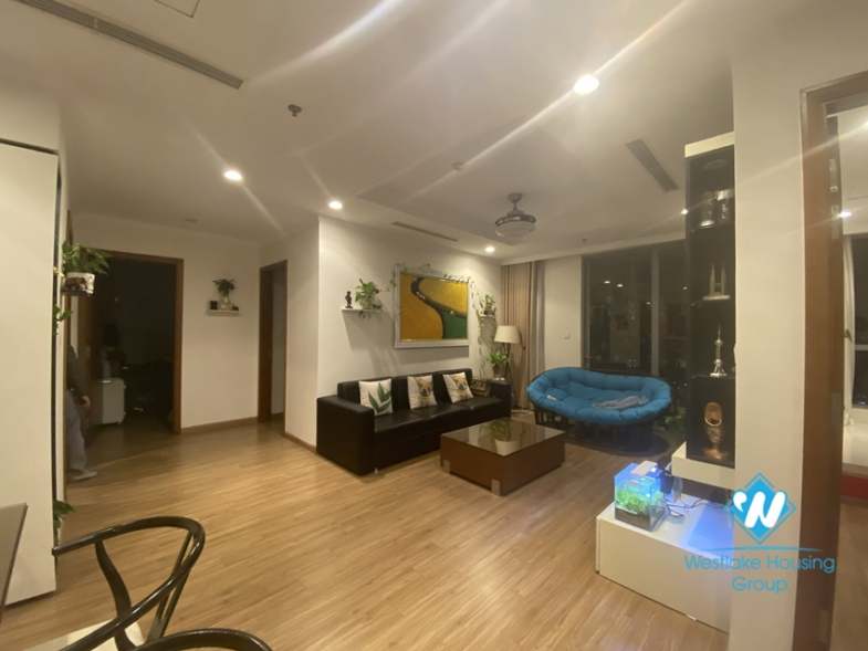 Apartment 4 bedrooms for rent in Park Hill 458 Minh Khai
