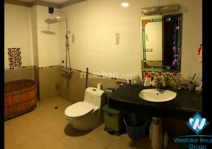 A nicely house for rent in Le Huu Phuoc, Nam Tu Liem, Ha Noi