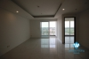 Basic furnished 3 bedroom apartment for rent at Aqual Central 44 Yen Phu