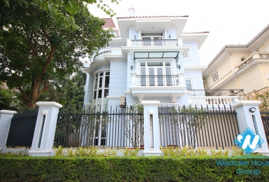 A gorgeous five bedroom house with nice outdoor space in Ciputra for rent