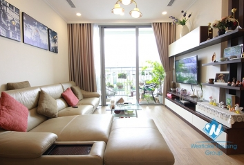 Quality apartment with 03 bedrooms for rent in Vinhome Gardenia, Nam Tu Liem District