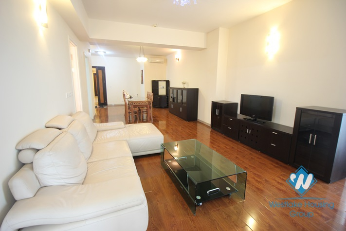 Beautiful and elegant apartment for rent in Ciputra, Tay Ho