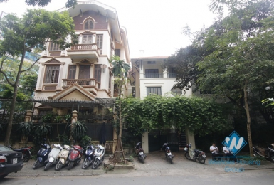 A massive villa for rent in Cau Giay District, Hanoi