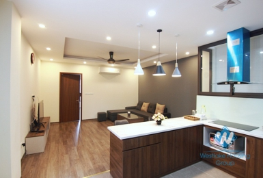 A 1 bedroom apartment with nice design for rent in Lang Yen Phu