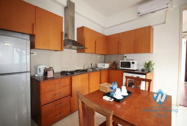 A delightful 2 bedroom apartment for rent on Nguyen Truong To street