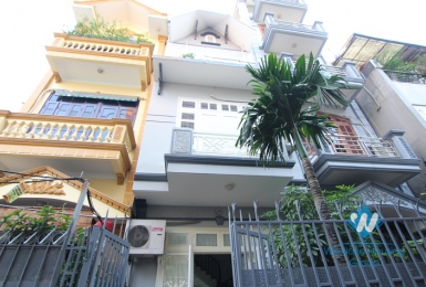 A newly-renovated 3 bedroom house for rent on Nghi Tam street