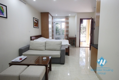 A decent studio for rent in My Dinh, Nam Tu Liem District