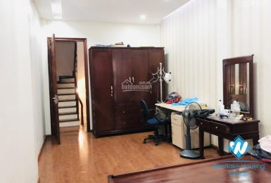 A good price 3 bedroom house for rent in Dong da, Ha noi