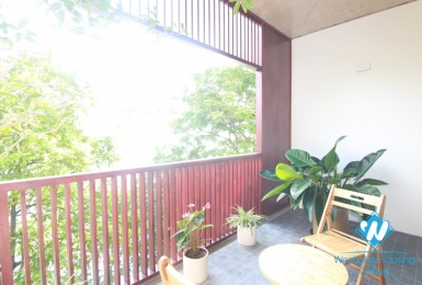 Newly 2 bedroom apartment in Tay ho for rent