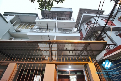 An affordable 2 bedroom house for rent in Dang thai mai, Tay ho, Hanoi