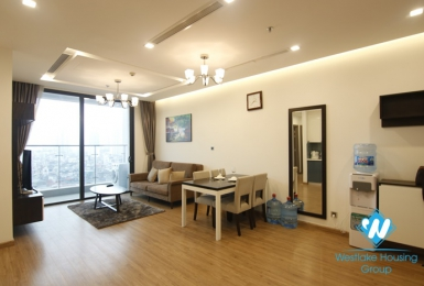 A nice 2 bedroom apartment for rent in Metropolis Ba dinh, Hanoi