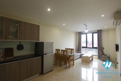 A good price 2 bedroom apartment for rent in Doi can, Ba dinh, Hanoi
