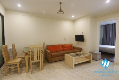 An affordable 2 bedroom apartment for rent in Doi can, Ba dinh