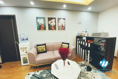 An affordable 1 bedroom apartment for rent in Cau giay, Hanoi