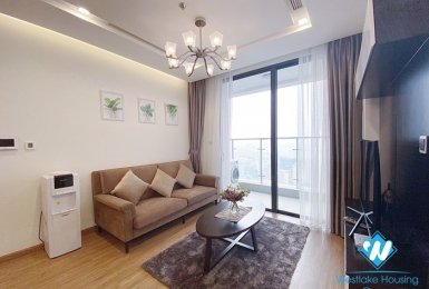 A newly 2 bedroom apartment for rent in Metropolis, Ba dinh