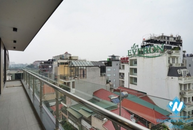A newly 2 bedroom apartment with big balcony in Truc bach, Hanoi