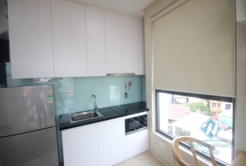 Quality apartment for rent in Ba Dinh district