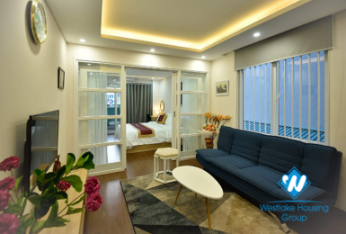 New one bedroom apartment for rent in Hoan Kiem district HN