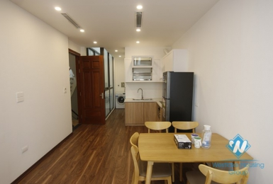 Beautiful serviced apartment in Linh Lang with 1 bedroom