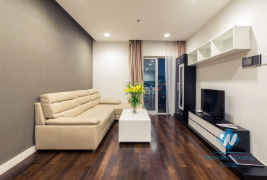 A modern 3 bedroom apartment for rent in Lancaster, Ba dinh, Ha noi