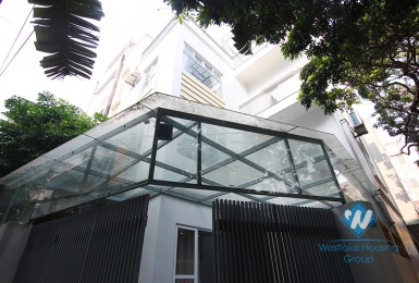 Spacious house with 03 bedrooms and 02 lagre balcony in Tay Ho
