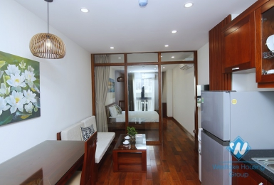 Good 1 bedroom apartment for rent in Dao Tan, Ba Dinh