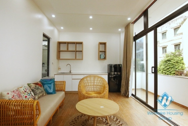 Nice studio for rent in Thuy Khue, Ba Dinh area