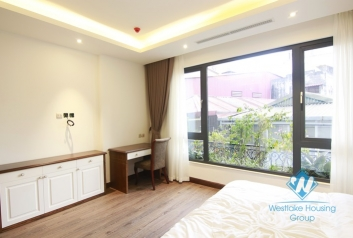 Morden 1 bedroom apartment for rent in Hoan Kiem district, Ha Noi