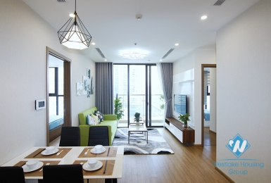 Brand new 2 bedroom apartment for rent in Skylake building, Cau Giay, Ha Noi