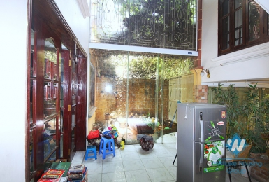 Big house with garage for rent in To Ngoc Van street, Tay Ho