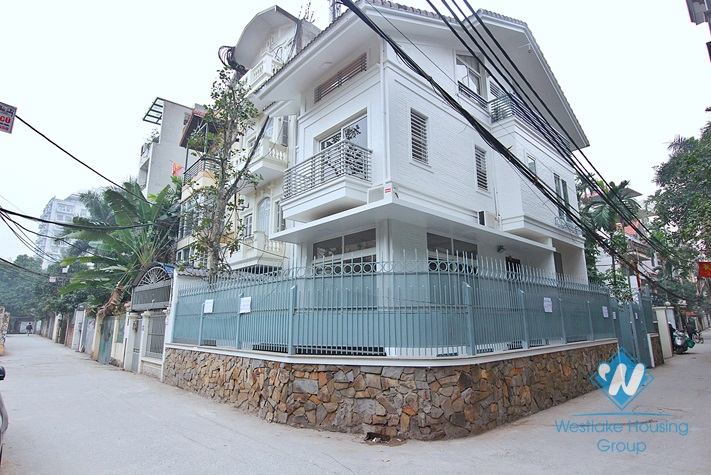 Beautiful house full of natural light for rent in the heart of Tay Ho