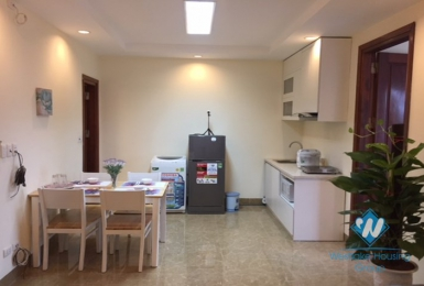 Beautiful 1 bedroom apartment for rent in Ba Dinh