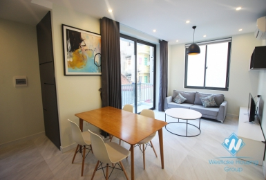 Brand new one bedroom apartment for rent in Ba Dinh district, Ha Noi city