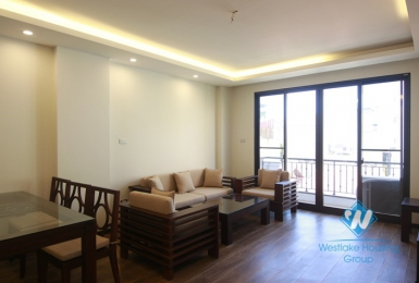 A gorgeous 1 bedroom apartment for rent in Ba Dinh