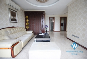 Nice 3 bedrooms apartment for rent in Ciputra
