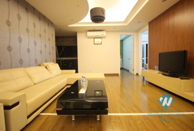 Newly renovated, modern Ciputra apartment for rent