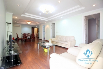 A spacious 3 bedroom apartment for rent in Ciputra