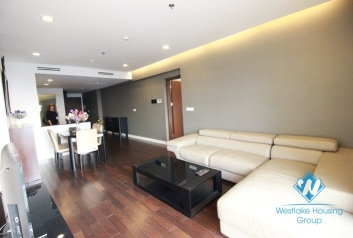 Beautiful apartment for rent in Lancaster, Nui Truc St, Ba Dinh, Hanoi