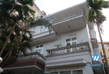 Beautiful furnished house in To Ngoc Van street